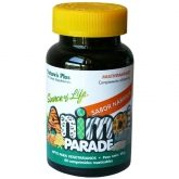 Animal Parade Multiv. Naranja Nature's Plus, 60 comprimidos