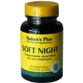Soft Night Nature's Plus, 30 comprimés