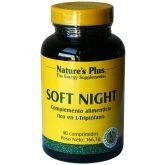 Soft Night Nature's Plus, 90 comprimidos