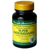 Super Antioxidantes Nature's Plus, 60 compresse
