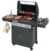 Barbacoa 3 Series Classic LS Plus Dark