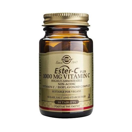Ester C ® Plus 1000 mg Solgar, 180 compresse