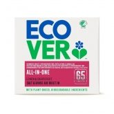 Ecover all-in-1 dishwasher tablets 70pcs