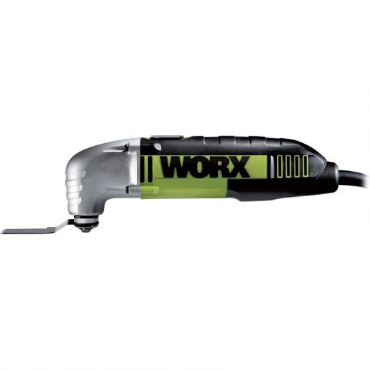 Outil multifonction professionnel Worx WU678 Sonicrafter 250 W