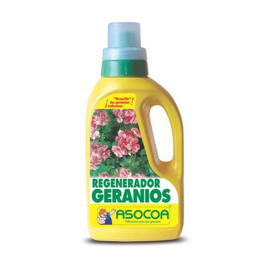 Engrais géraniums Asocoa 600 ml