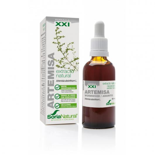 Extracto de Artemisa XXI Soria Natural, 50 ml