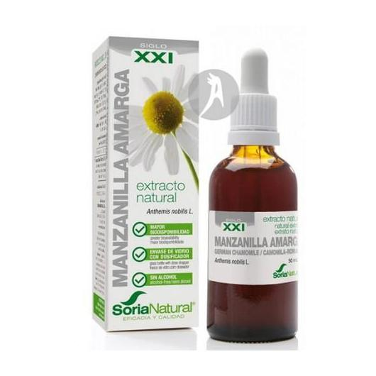Extracto de Manzanilla Soria Natural, 50 ml