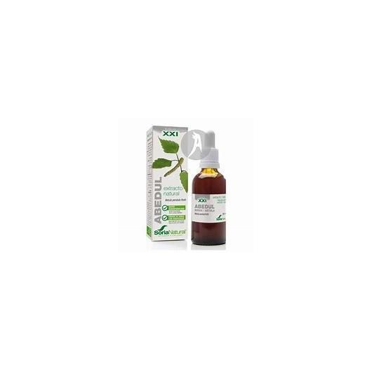 Estratto di Abedul Soria Natural, 50 ml