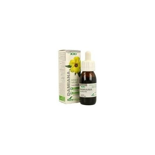 Extracto de Damiana Soria Natural, 50 ml