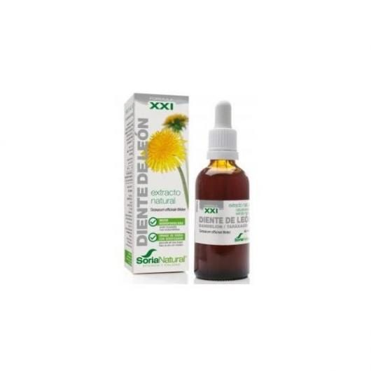 Extracto de Diente de león Soria Natural, 50 ml