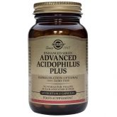 Acidophilus plus advanced Solgar, 120 capsule vegetali