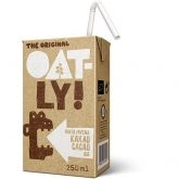 Bebida Avena Chocolate Oatly BIO, 250 ml