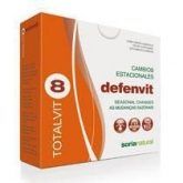 Totalvit 8 Defenvit Soria Natural, 28 comprimidos