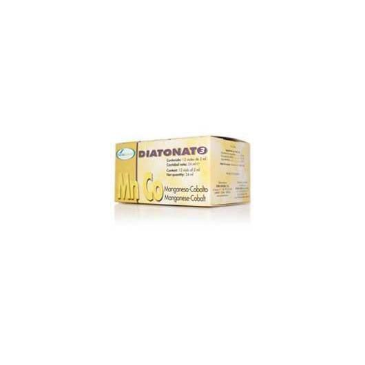 Diatonato 3 Mn-Co Soria Natural, 12 ampoules