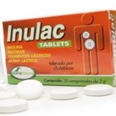 Inulac Soria Natural, 30 compresse