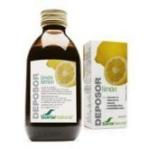Deposor Limón Soria Natural, 240 ml