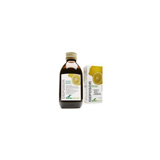 Deposor citron Soria Natural, 240 ml