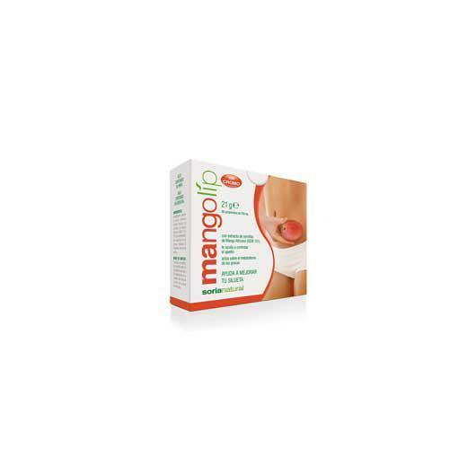 Mangolip Soria Natural, 28 compresse