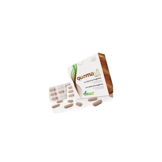 Quemavit Soria Natural, 24 compresse