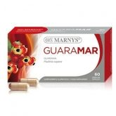Guarana 500 mg Marnys, 60 gélules