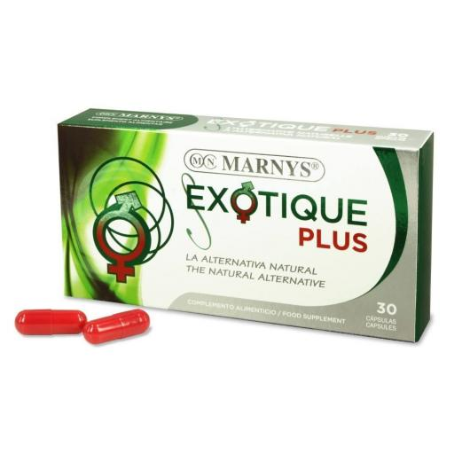 Exotique Plus 510 mg Marnys, 30 capsule