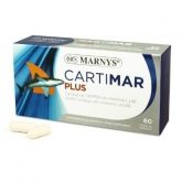 Cartimar Plus (Cartilagine di Squalo) 500 mg Marnys, 60 capsule