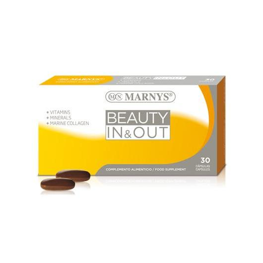 Marnys Beauty In & Out Marnys, 30 capsule