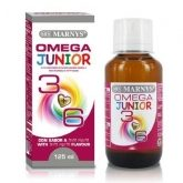 Omega 3, 6, Junior Marnys, 125 ml