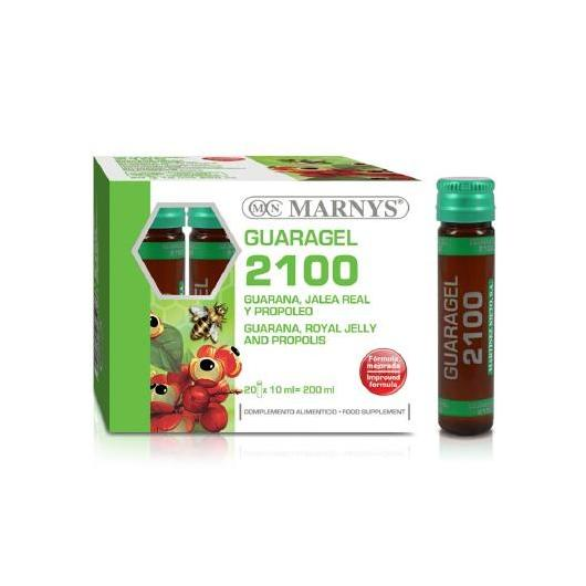 Guaragel 2100 Marnys, 20 viales x 10 ml