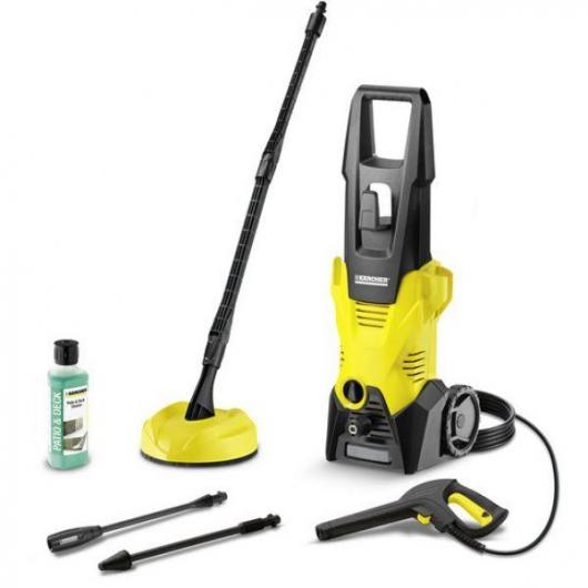 Hidrolimpiadora Karcher K 3 Home T 50 1600 W 120 bar