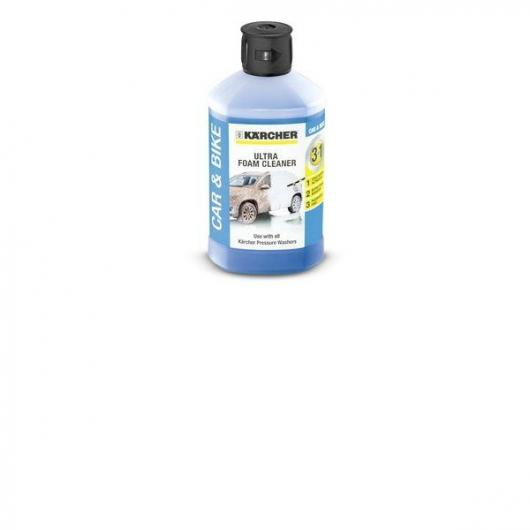 Detergente ultraespumante Karcher 1 L P&C