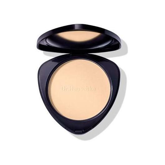 Translucent face powder - polvo compacto Dr. Hauschka, 9 g