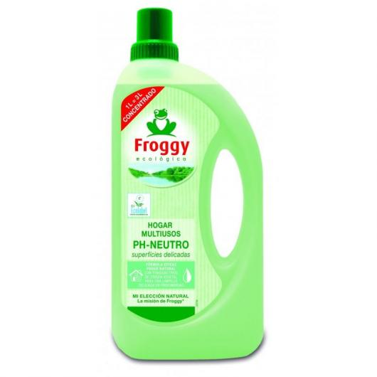 Multiusos hogar pH neutro Froggy, 1 L
