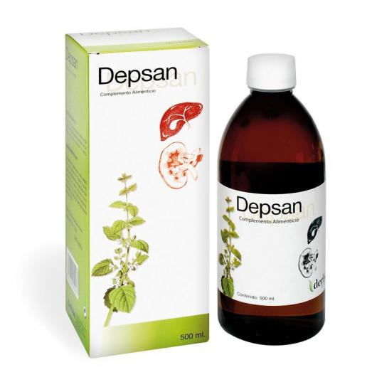 Depsan Derbós, 500 ml
