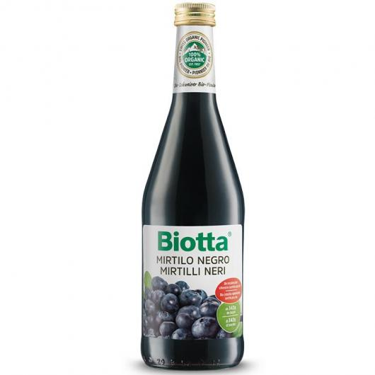 Biotta Mirtilos Negros A.Vogel, 500 ml