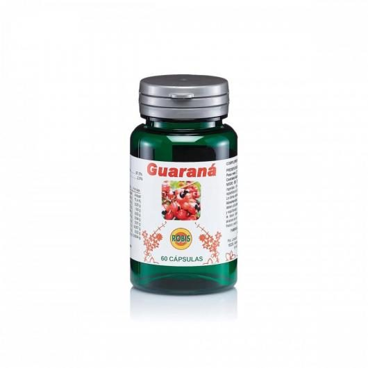 Guaraná 450 mg Robis, 50 cápsulas