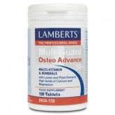 Multi-Guard ® Osteo Advance 50+ Lamberts, 120 tabletas