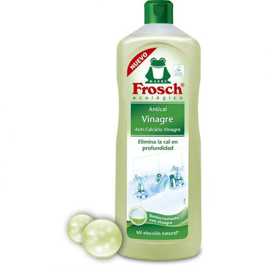 Aceto anticalcare Froggy, 1000 ml