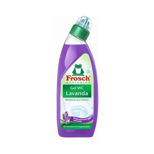 Gel limpeza WC Lavanda Eco Froggy, 750 ml