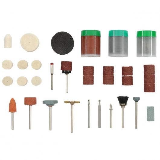 Kit accessori per mini ferramenta Einhell 105 pezzi