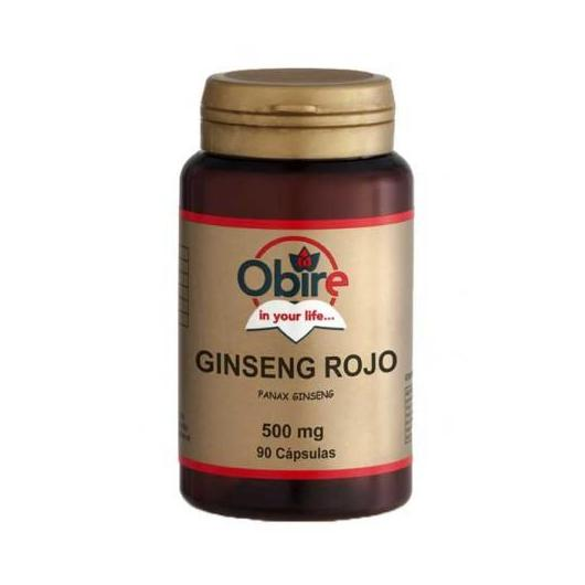 Ginseng Rosso 500 mg Obire, 90 capsule
