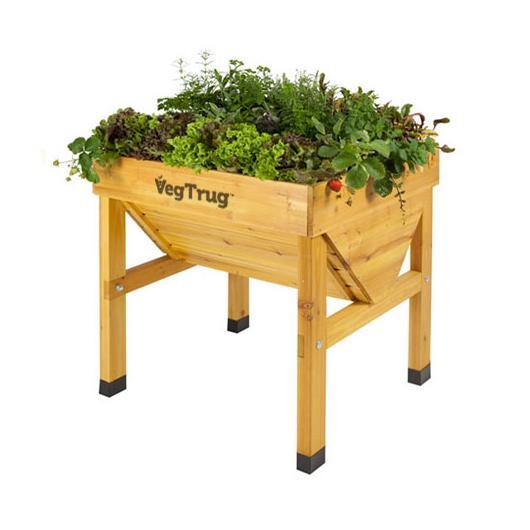 Table de culture en bois Vegtrug mini