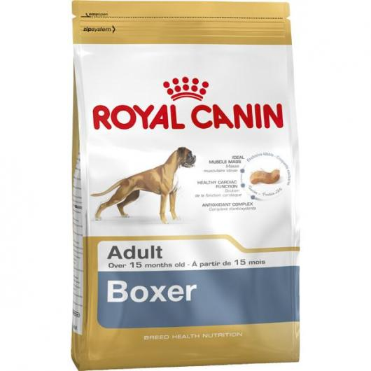 Royal Canin Boxer Adulto