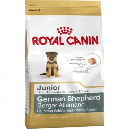 Royal Canin Pastor Alemán Jr