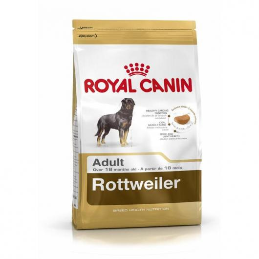Royal Canin Rottweiler Adulto