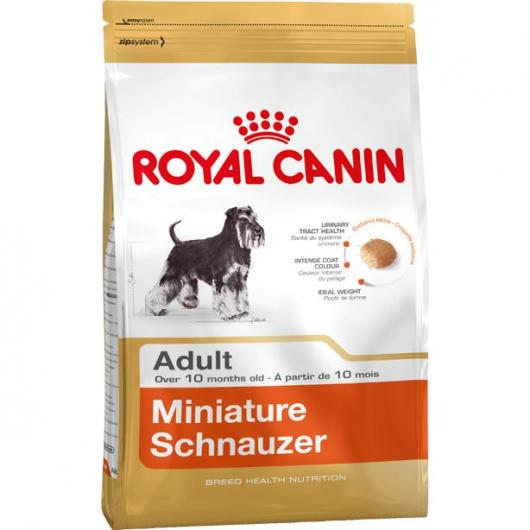 Royal Canin Schnauzer Adulte 7,5 kg