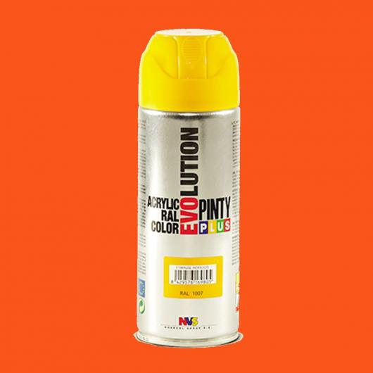Pintura en Spray Evolution Naranja, 400 ml