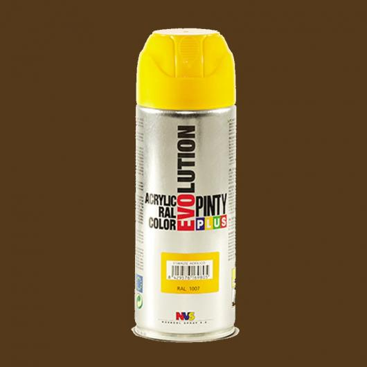 Pintura en Spray Evolution Marrón, 400 ml