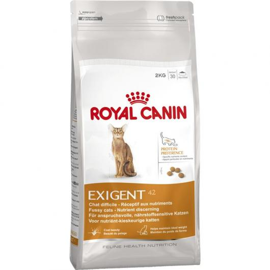 Royal Canin Exigent 42 (Chat difficile - Nutriments)