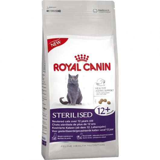 Royal Canin Sterilised 12+ (Chats stérilisés +12)
